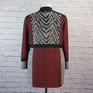 Chico's Jackets & Coats - Chico's Jacquard Jacket 3 XL 16